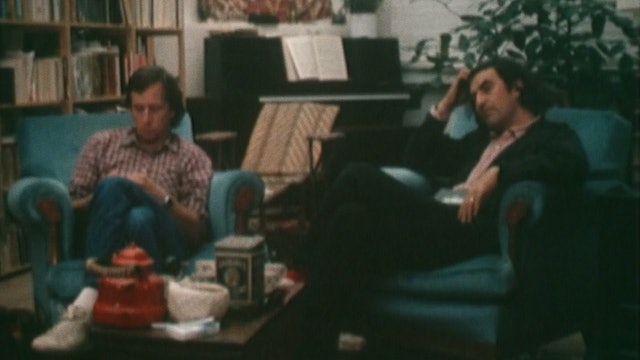 Renato Berta and William Lubtchansky on EVERY MAN FOR HIMSELF, 1981