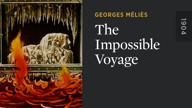 The Impossible Voyage
