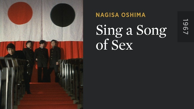 Sing a Song of Sex