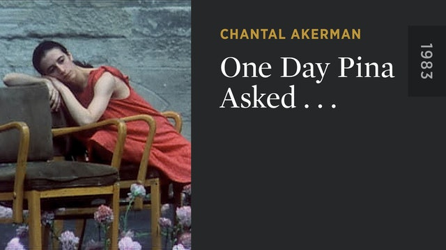 One Day Pina Asked . . .