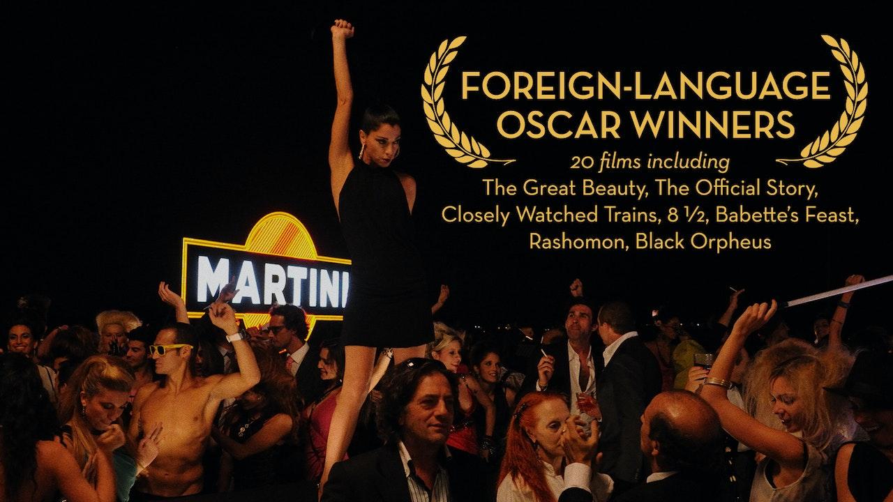 Foreign-Language Oscar Winners