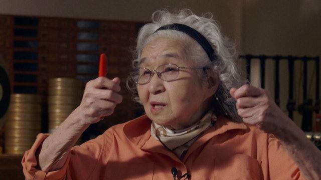 Teruyo Nogami on AKIRA KUROSAWA'S DREAMS
