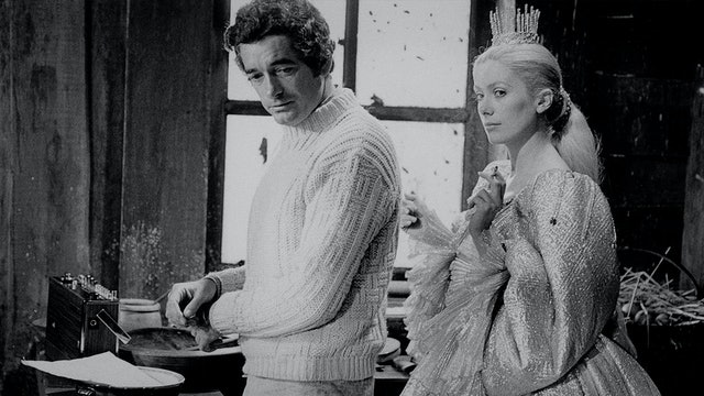 Jacques Demy at the American Film Institute