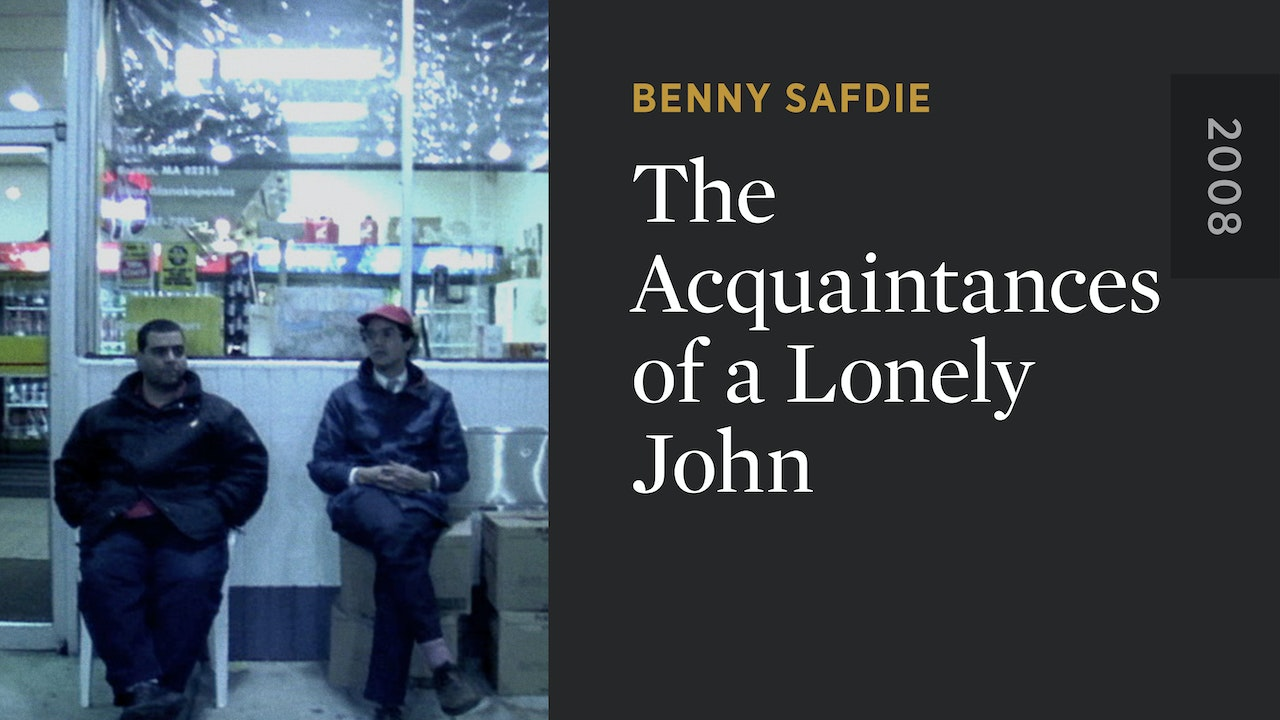 The Acquaintances of a Lonely John