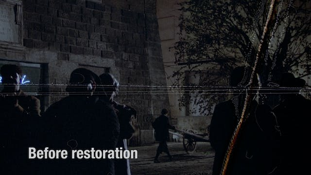 AMARCORD: Restoration Demonstration