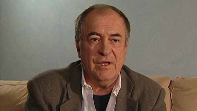 Bernardo Bertolucci on MAMMA ROMA