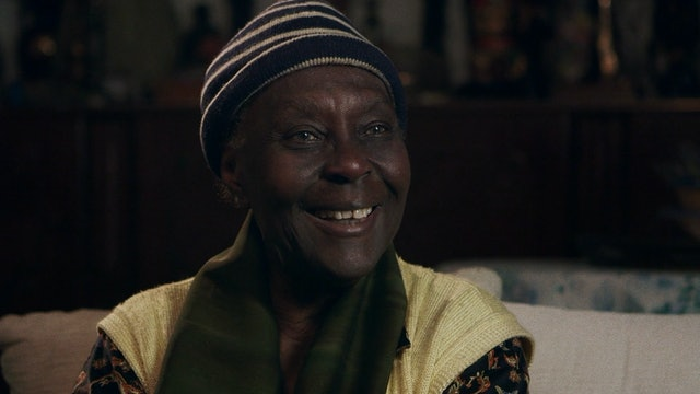 M'Bissine Thérèse Diop on BLACK GIRL