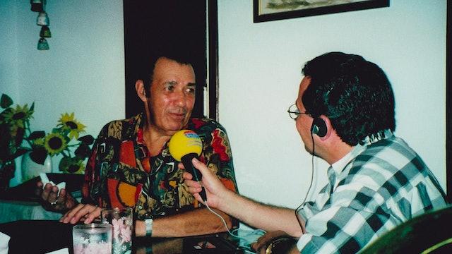 Radio Interviews: Manuel Galbán