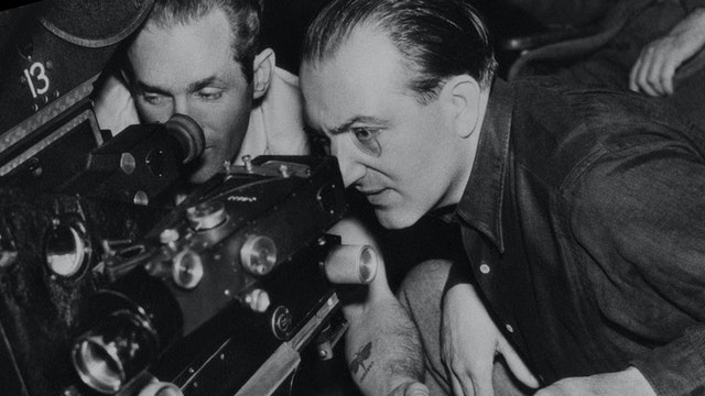 Fritz Lang on Noir