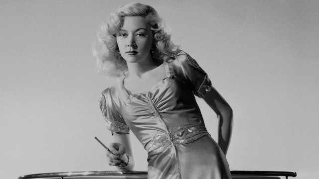 Vincent Curcio on Gloria Grahame