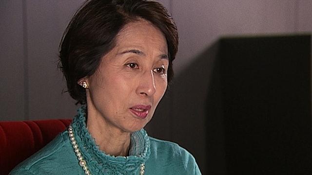 Kyoko Kagawa on SANSHO THE BAILIFF