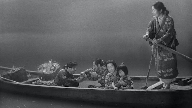 UGETSU Commentary
