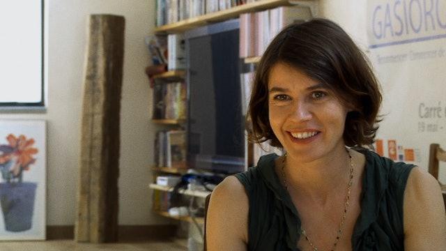 Irène Jacob on Krzysztof Kieślowski