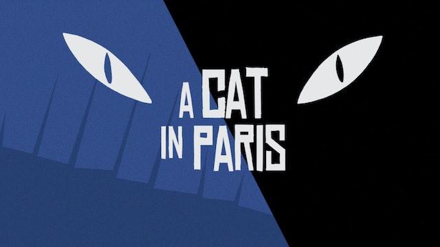 A CAT IN PARIS Trailer