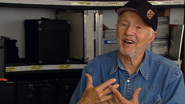 Haskell Wexler on DAYS OF HEAVEN