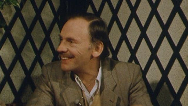 Jean-Louis Trintignant on IL SORPASSO