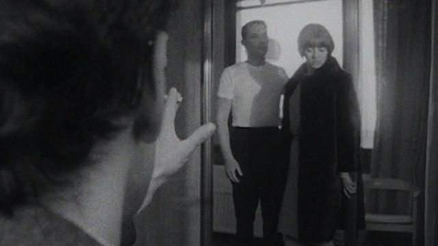 Jean-Luc Godard on Swedish Television