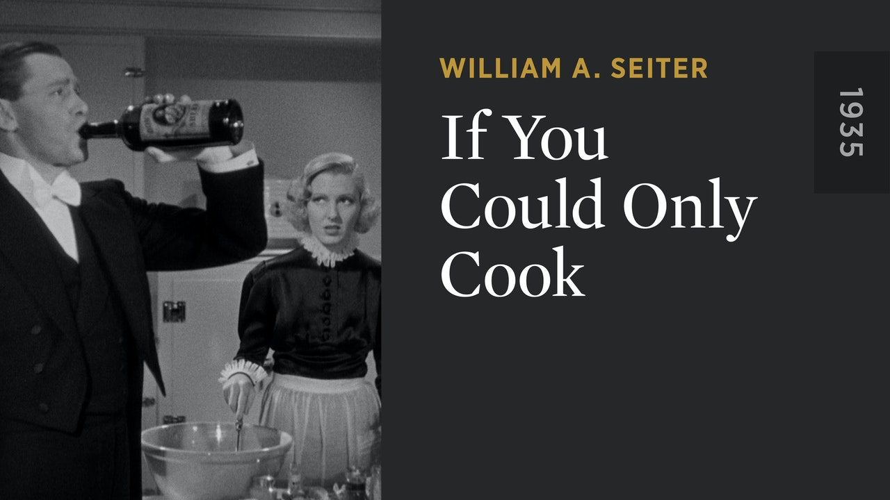 If You Could Only Cook