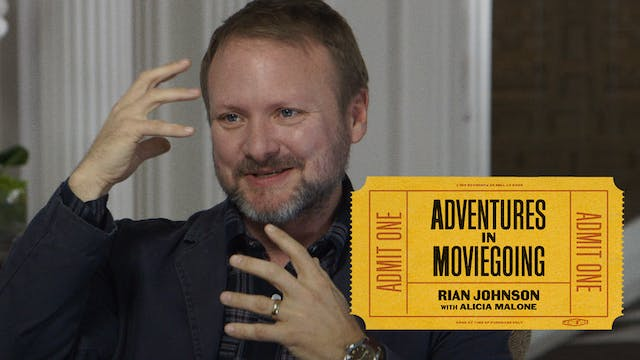 Rian Johnson on WORLD ON A WIRE
