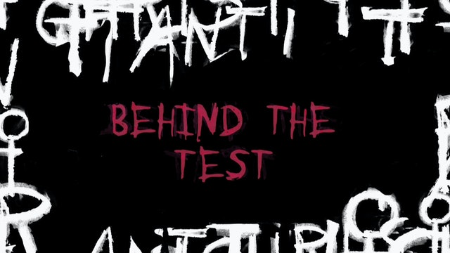 The Making of ANTICHRIST: Behind the Test Film
