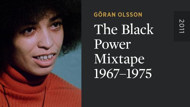 The Black Power Mixtape 1967–1975