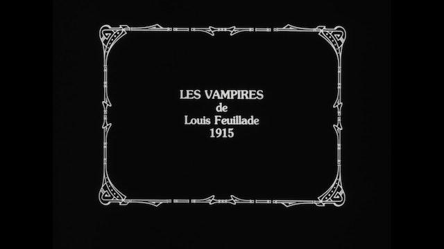 Les vampires: Hypnotic Eyes