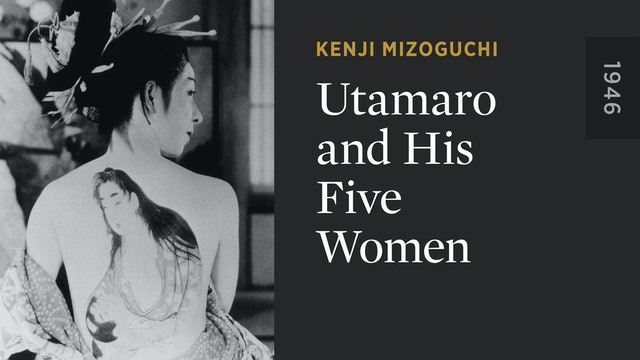 Utamaro and His Five Women