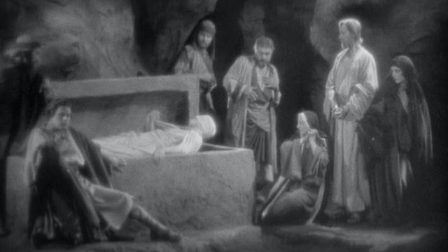 THE KING OF KINGS 1928 General Release with Timothy J. Tikker Score