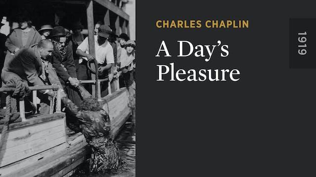 A Day's Pleasure
