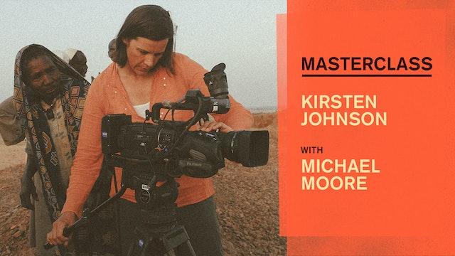 Masterclass: Kirsten Johnson