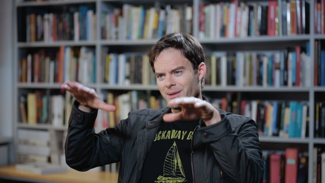 Bill Hader on IKIRU