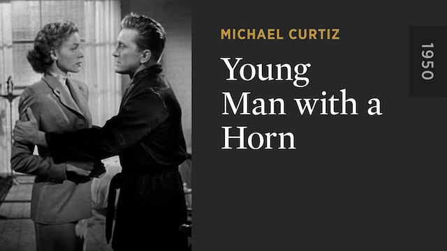 Young Man with a Horn