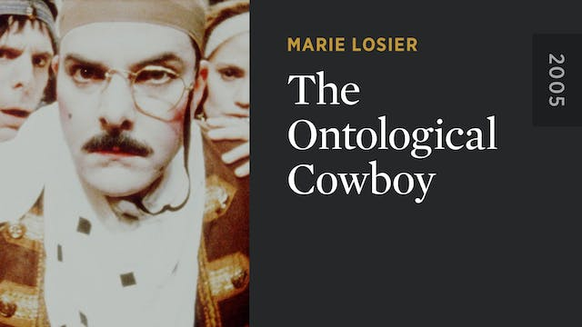 The Ontological Cowboy
