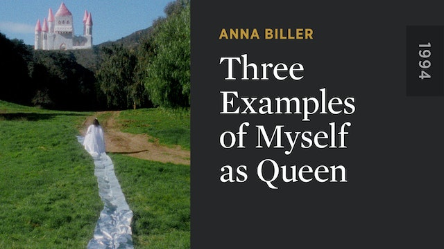 Three Examples of Myself as a Queen