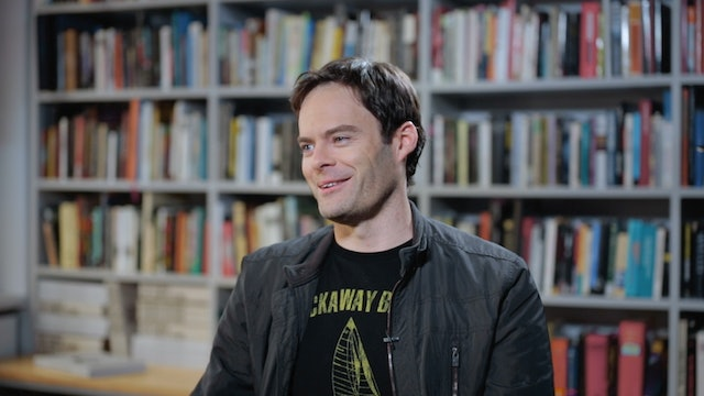 Bill Hader on THE VANISHING