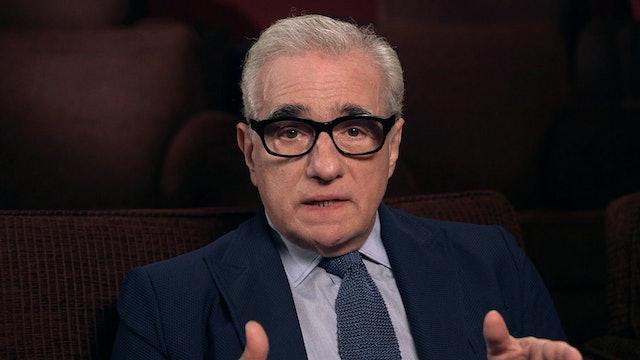 Martin Scorsese on TOUKI BOUKI