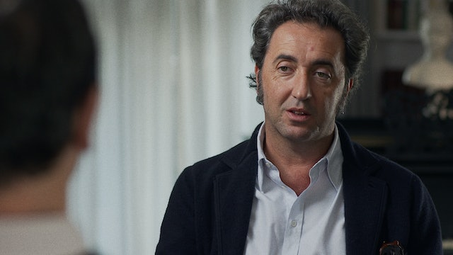 Paolo Sorrentino on THE GREAT BEAUTY