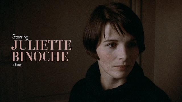 Starring Juliette Binoche