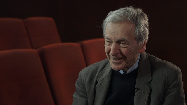 Costa-Gavras and Peter Cowie on STATE OF SIEGE