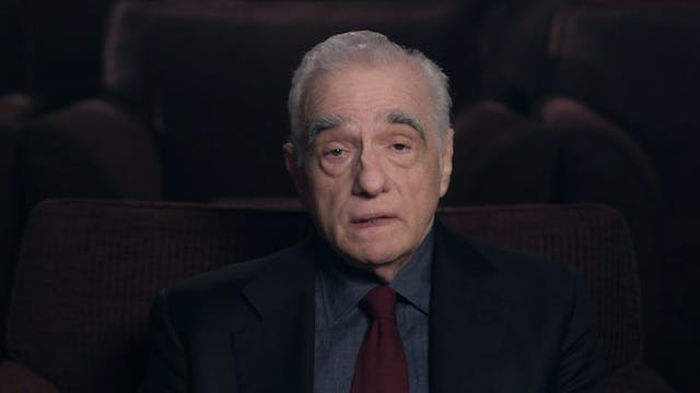 Martin Scorsese on AFTER THE CURFEW