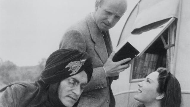 Michael Powell on THE THIEF OF BAGDAD