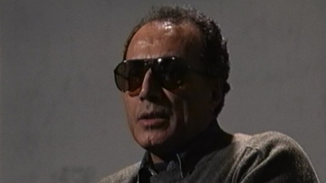 Abbas Kiarostami on TASTE OF CHERRY