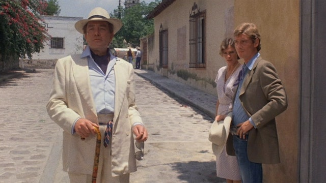 UNDER THE VOLCANO Commentary