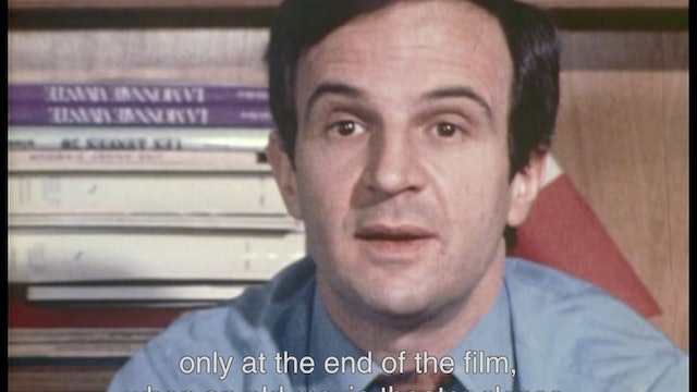 Truffaut on the New Hollywood