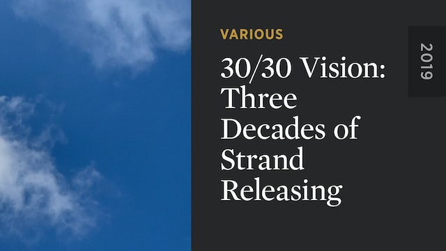 30/30 Vision: 3 Decades of Strand Releasing