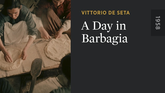 A Day in Barbagia