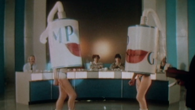 Fellini's TV Advertisements