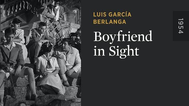 Boyfriend in Sight