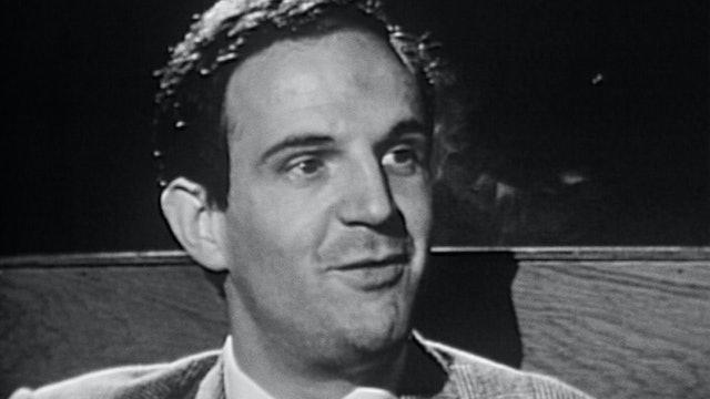 """""""Cinéastes de notre temps"""": François Truffaut, 1965"""