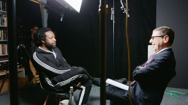 Marlon James on Y TU MAMÁ TAMBIÉN